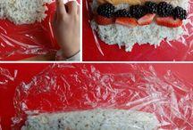 food ideas. / by Yuridia Mendoza