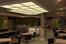 Cafe Design / Cafe design
