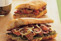 Subs, Sandwiches, Burgers, and Wraps