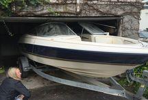 Bayliner project / Home project returning a Bayliner boat