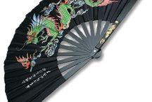 Kung Fu Fighting Fans | KarateMart.com / View All Kung Fu Fighting Fans Here: https://www.karatemart.com/fighting-fans