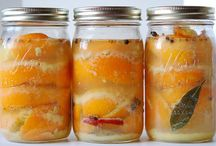 Canning, etc. / by Brenda Tollett