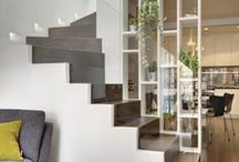 cloison escalier