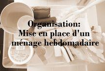 astuces organisation ménage