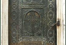 Doors, Portals and windows / by Rhonda Brown