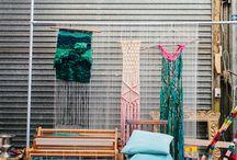 weaving / al sorts of ideas to weave...