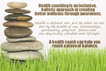 Health Coaching / Health coaching is about balance.  Finding balance and seeking balance in all ares of our lives.