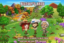 Bigfoot's Back / Bigfoot's Back Pioneer Trail