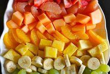 Saláty i z ovoce