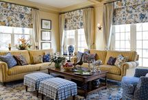 Living Room Ideas / by Robyn Burke