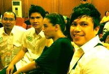 Iko Uwais: Talents & Crews [Semarang City 2013]
