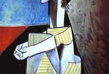 Cubismo y Picasso
