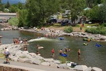 Tubing in Pagosa Springs, CO