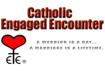 """Engaged Encounter / """"A Wedding Is A Day, A Marriage Is A Lifetime"""". Our Pinterest page takes the journey with you from before the wedding to tips on how to sustain a life long marriage.  To Learn More about Engaged Encounter visit http://www.engagedencounter.org"""