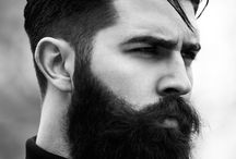 Beards and Haircuts / Inspiration