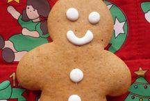 bonhomme en biscuit