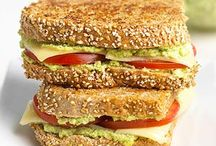 Sandwich Shop / August is National Sandwich Month! We're celebrating with new sandwich recipes each day. Enjoy!