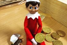 Elf on the Shelf 2015 / Have a look at what our mischievous Elf on the Shelf got up to during the 2015 festive season!