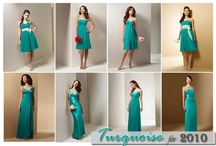 Bridesmaids dresses / I collect the great ideas to decide the type of the bridesmaids's dresses. My wedding will be in 24.08.2014. Let's do it!