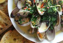 Seafood / by Rachelle Balagot