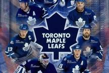 TORONTO MAPLE LEAFS / My favourite hockey team Eva!