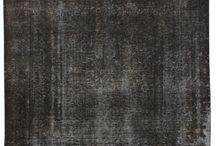 Vintage rugs / Vintage rugs distressed rugs patchwork rugs overdyed rugs