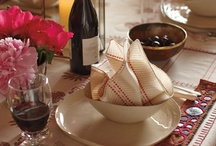 Creating tablescapes / by Doretta Karns