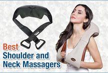 Best Shoulder and Neck Massagers