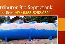 Distributor Bio Septic Tank