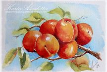 Paintings - Karin Akesdotter