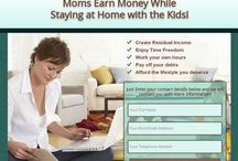 moms who look to make money while stay home with the Kids