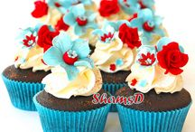 Mmmm..Cupcakes!