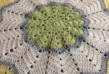 ripple doily/blanket
