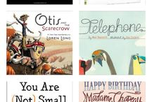 Books for Infants & Toddlers / (but adults: it's okay if you enjoy these too!)