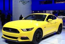 2015 Mustang ♥♥ / The New 2015 Ford Mustang