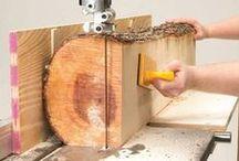 lumber making