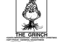 Grinch / by Lisa Wrightsman