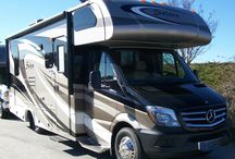 2015 Forest River Solera Motor Home