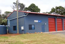 Sheds / All types of Sheds supplied to the Gold Coast, Brisbane, South East QLD, Northern NSW as well as Australia Wide.