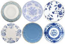 inspired by BLUE AND WHITE CHINA