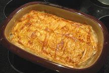Deep Covered baker meals / by Jennifer King