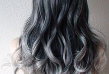 Vivid Grey Hair Colours / Darker grey hairstyles. Since there is no warmth and in order to stop them from becoming green you still need to bleach to a high level.