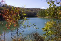 The Lakes of Stonewall Country / Stonewall Country features two lakes, including Stonewall Jackson Lake and Stonecoal Lake, each providing recreation and fun for locals and travelers alike.
