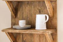 etajere/shelfs/hyllor