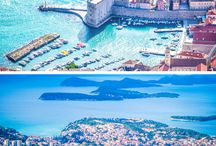 Croatia Travel / Tips, advice, and things to do during your travel to Croatia. Dubrovnik | Plitvice Lakes | Zagreb