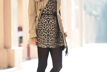 "Fashion&Style: Animal print / by ""Outfit Ideas, by Chicisimo"" Fashion iPhone App"