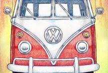 vw bus camper ideas