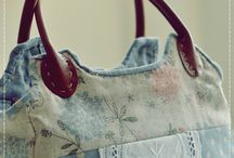 Bags / Bags with patterns and tutorials that you can make yourself and photos of bags that I like. / by Sally Ann B