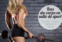 Exercice sport / Pour les jours pressés