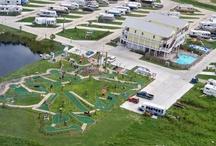 OK to RV!  Galveston Isle RV Parks